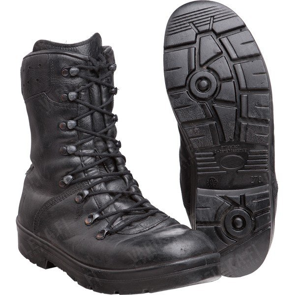 BW KS2005 Haix DMS combat boots, surplus
