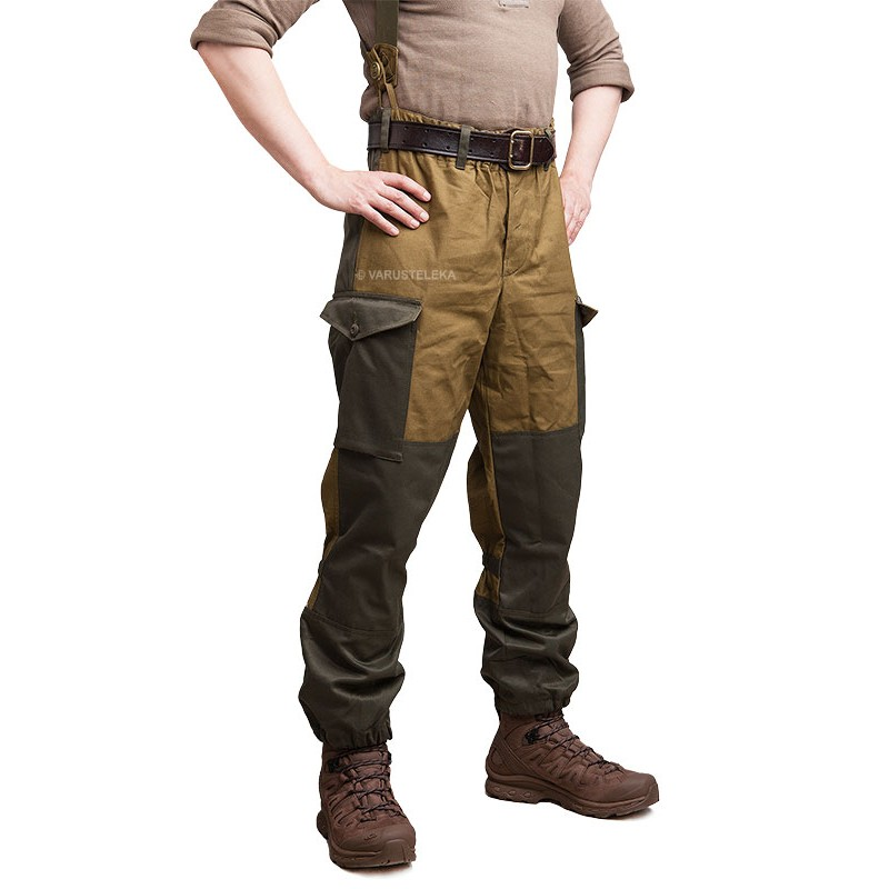 Bars Gorka Field Trousers Brown Varusteleka Com