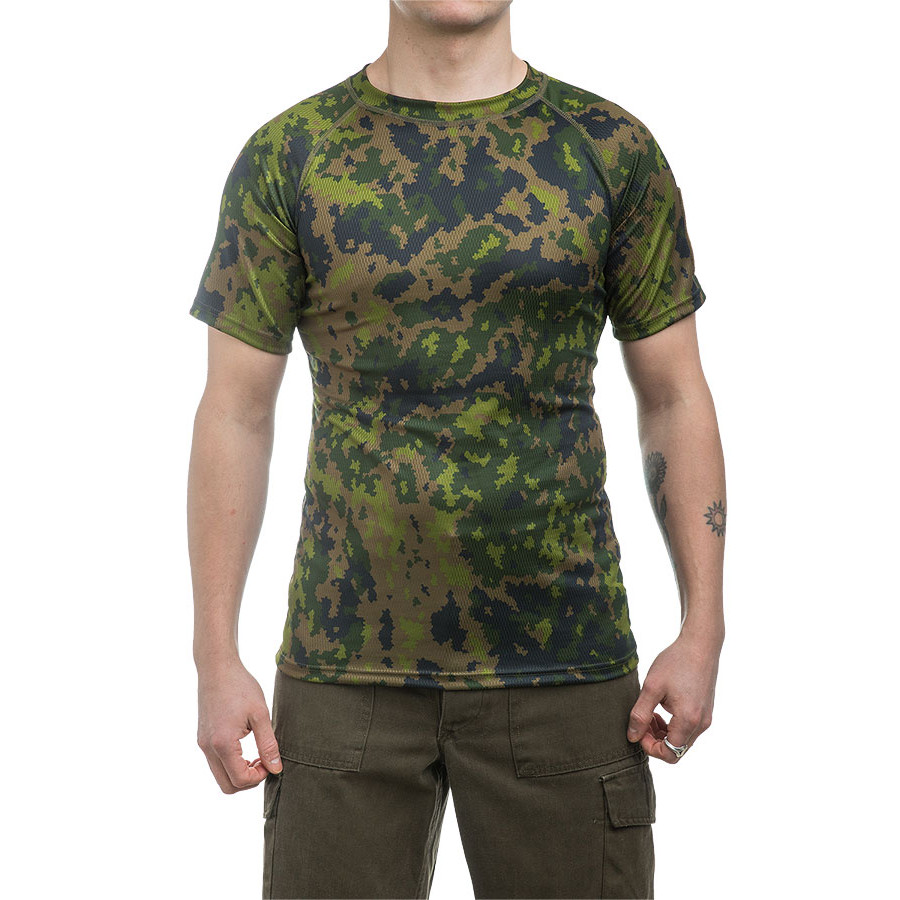 e83566f9 Särmä TST Coolmax T-shirt, M05 woodland camo