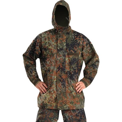 BW Gore Tex jacket, Flecktarn, surplus