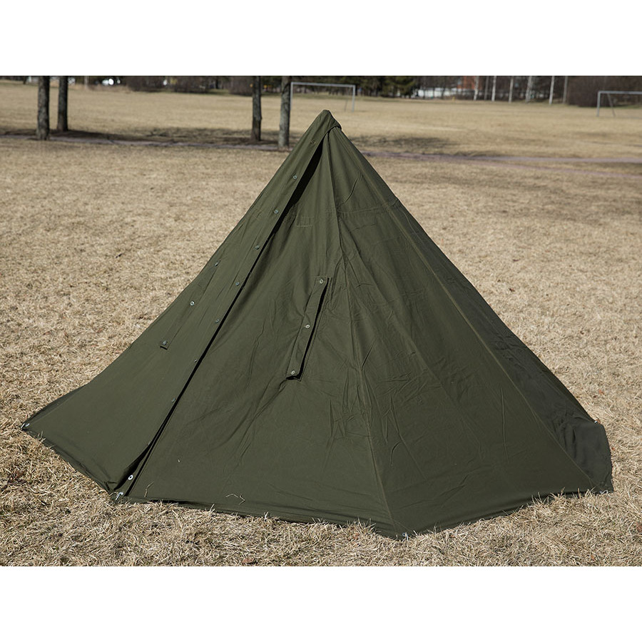 huge discount 11b35 4f1ab Polish two-man tent, surplus