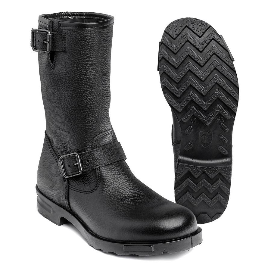 Särmä Biker Boots, black - Varusteleka.com