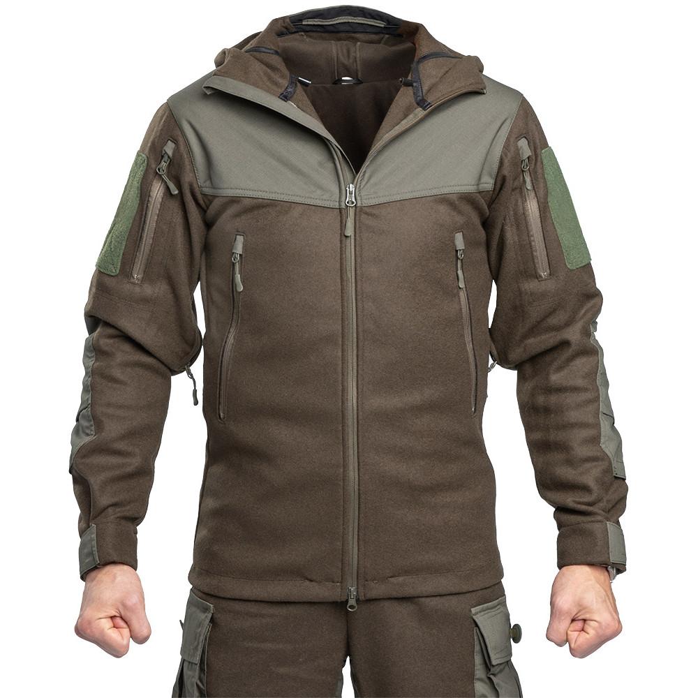 Särmä TST Woolshell jacket - Varusteleka.com 517ed095fb