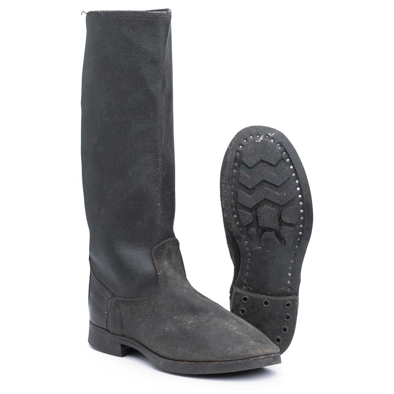 46af2ddc079 Soviet Kirza boots, surplus