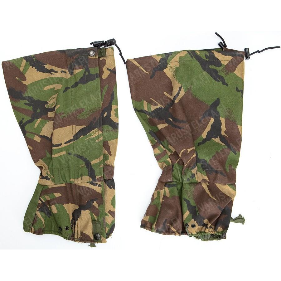 British Gore Tex Gaiters Dpm Surplus Standard Military Wire Harness Lacing