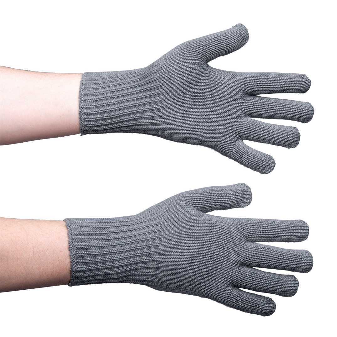 Made in the USA Gloves WOOL Cold Weather D3A Military STYLE Glove Liner America