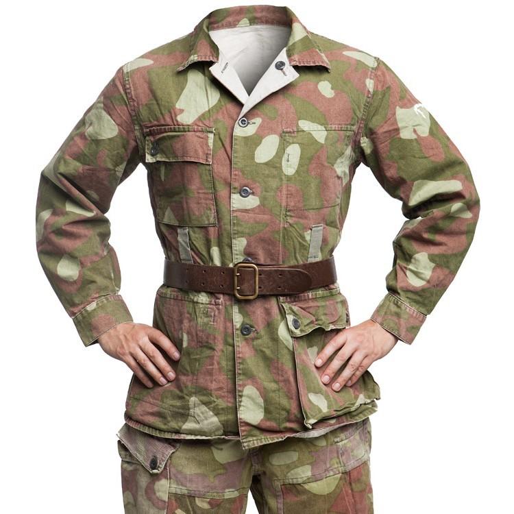 Finnish M62 Camouflage Jacket Surplus Varusteleka Com