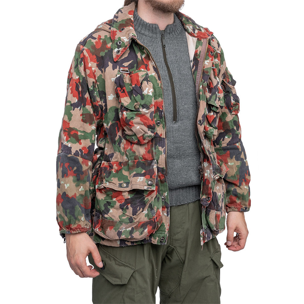 Swiss super field jacket M70 74f03d921